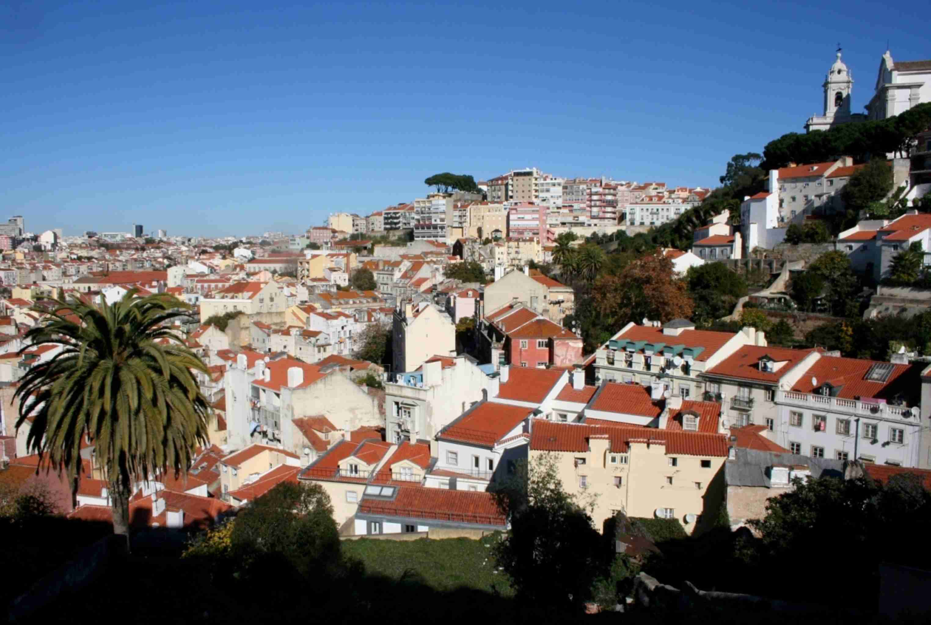 View of Lisbon Portugal discountholiday1