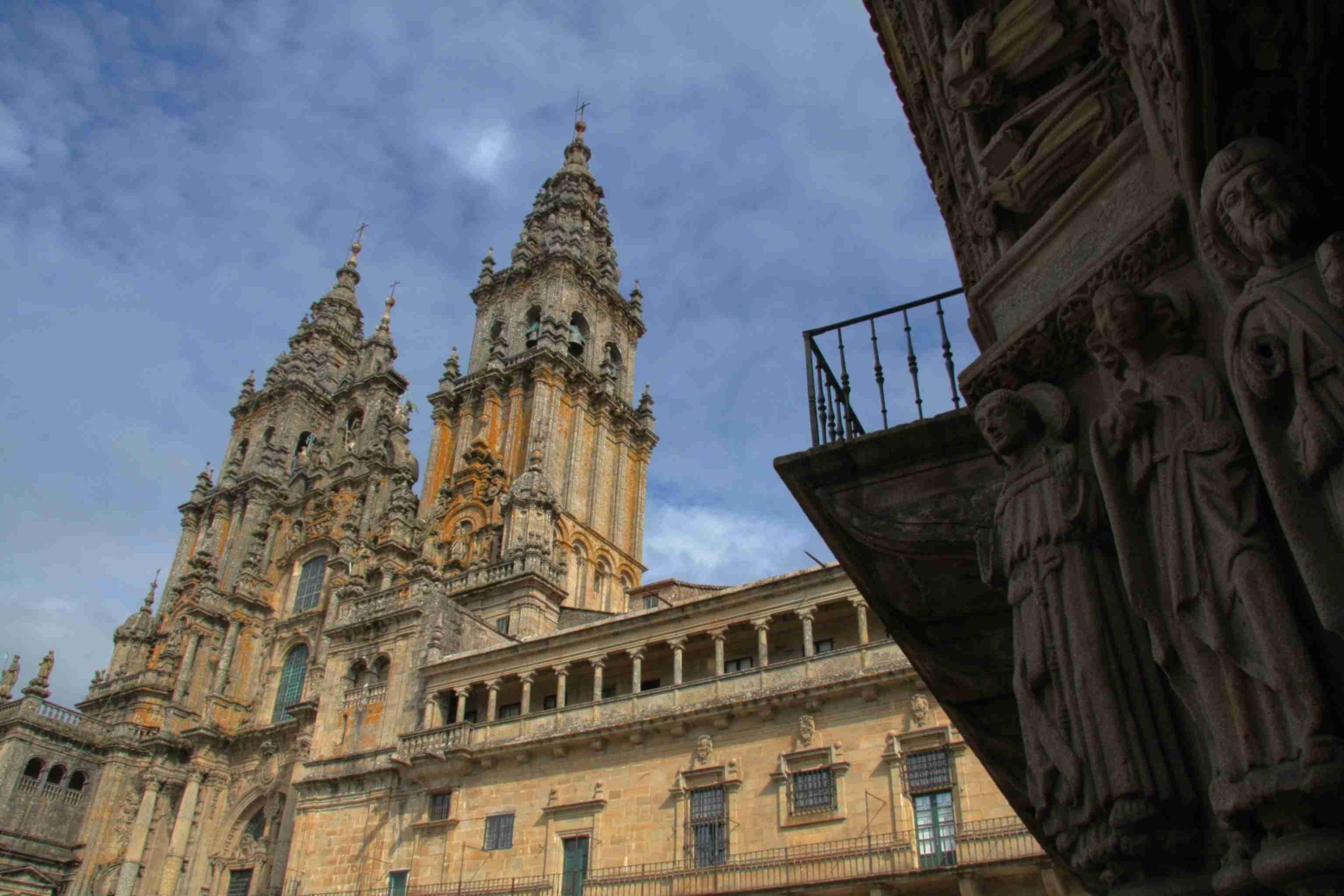 Santiago de Compostela Cathedral Spain discountholiday1